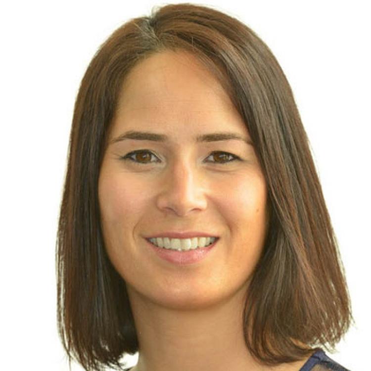 Susi Ozkurt is Airmic's event manager