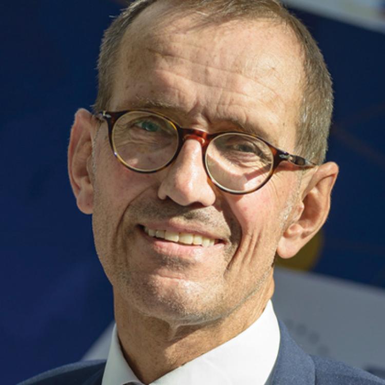 Jo Willaert, former President of FERMA