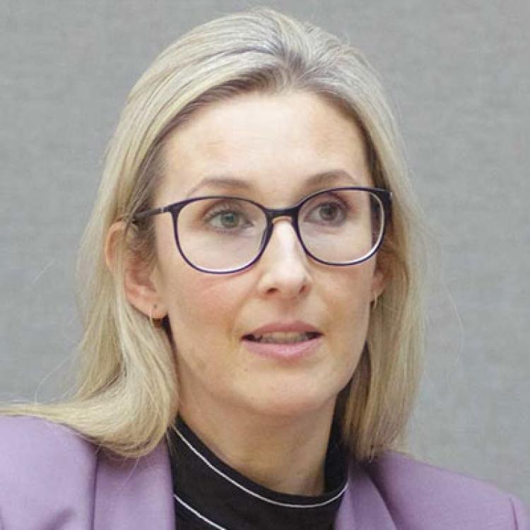 Cécile Fresneau, UK Executive Director, QBE
