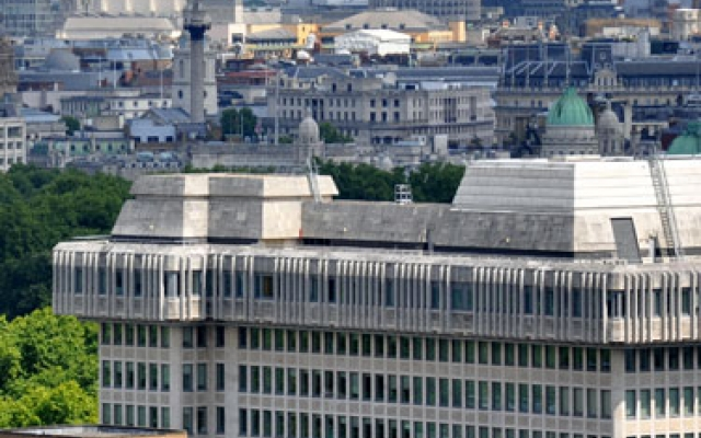 Ministry of Justice building, Petty France, London