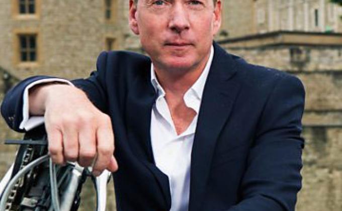 Frank Gardner, OBE