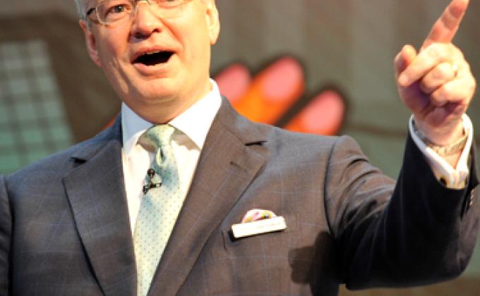 Airmic CEO, John Ludlow