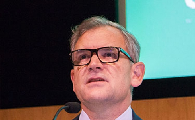 Bruce Carnegie-Brown - chairman, Lloyd's