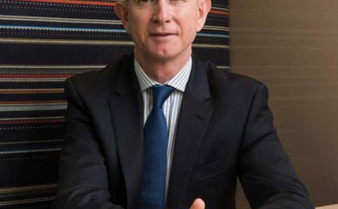 John Scott, Head of Sustainability Risks, Zurich