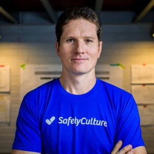 Luke Anear, CEO, SafetyCulture