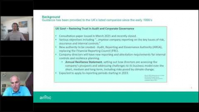 Embedded thumbnail for Academy   Connecting the Risk Function and Internal Audit