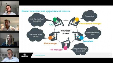 Embedded thumbnail for Creating a Broker Tender and presenting a renewal